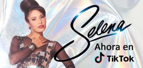 Vamos, vamos todos a bailar: ¡Selena llega a TikTok!