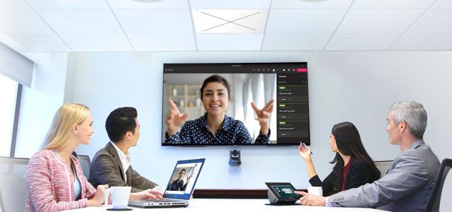 QSC und Sennheiser: Die nächste Generation von Videokonferenzen