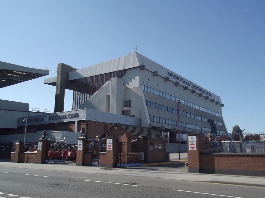 Aston Villa, Birmingham <br/>(Flickr Creative Commons - Elliot Brown)