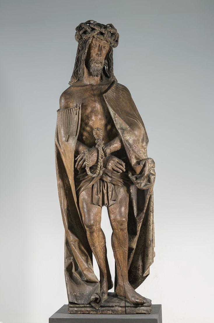 Ecce Homo, c. 1500, Brabant (Louvain), Suermondt-Ludwig-Museum, i <br/>© Anne Gold, Aachen