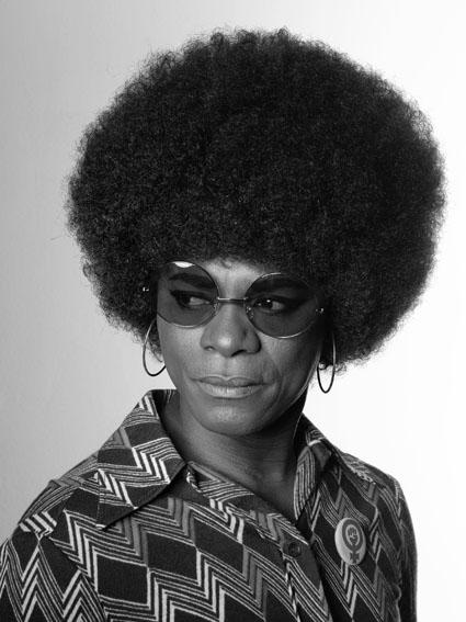 Samuel Fosso, Autoportrait<br/>&quot;African Spirits&quot; series, 1998<br/>© Samuel Fosso, courtesy Jean Marc Patras, Paris