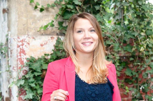 Jordane Houdart - Legal Officer - Partena Professional