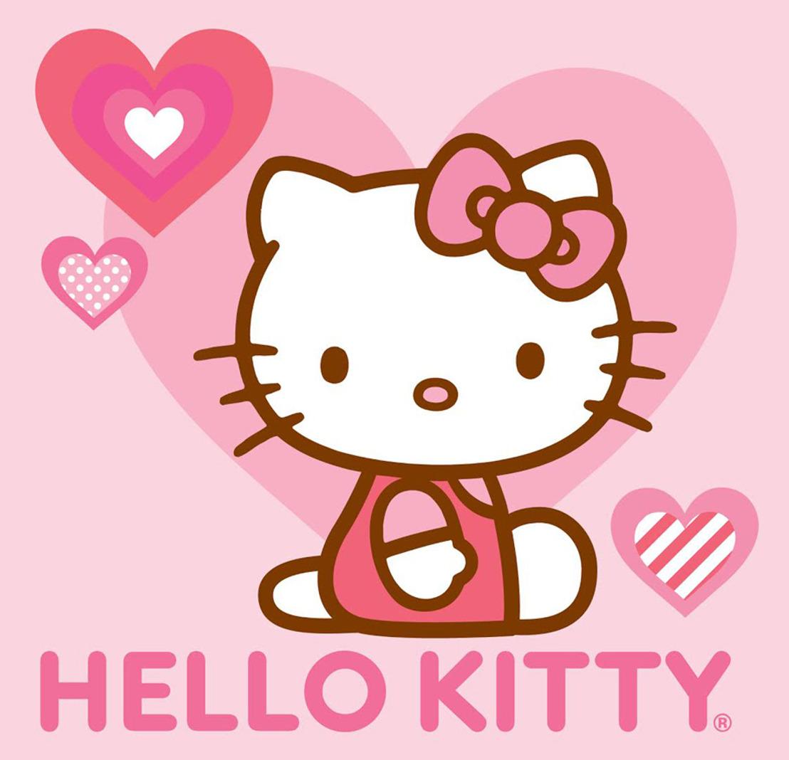¡REPARTE AMOR CON HELLO KITTY!