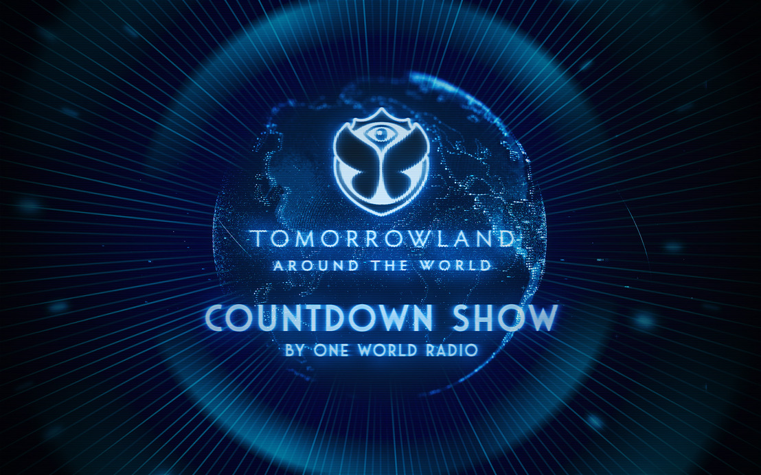 One World Radio presents: The Around the World Countdown Show with Afrojack, Bassjackers, Claptone, David Guetta, Dimitri Vegas & Like Mike, Paul Kalkbrenner and Sunnery James & Ryan Marciano