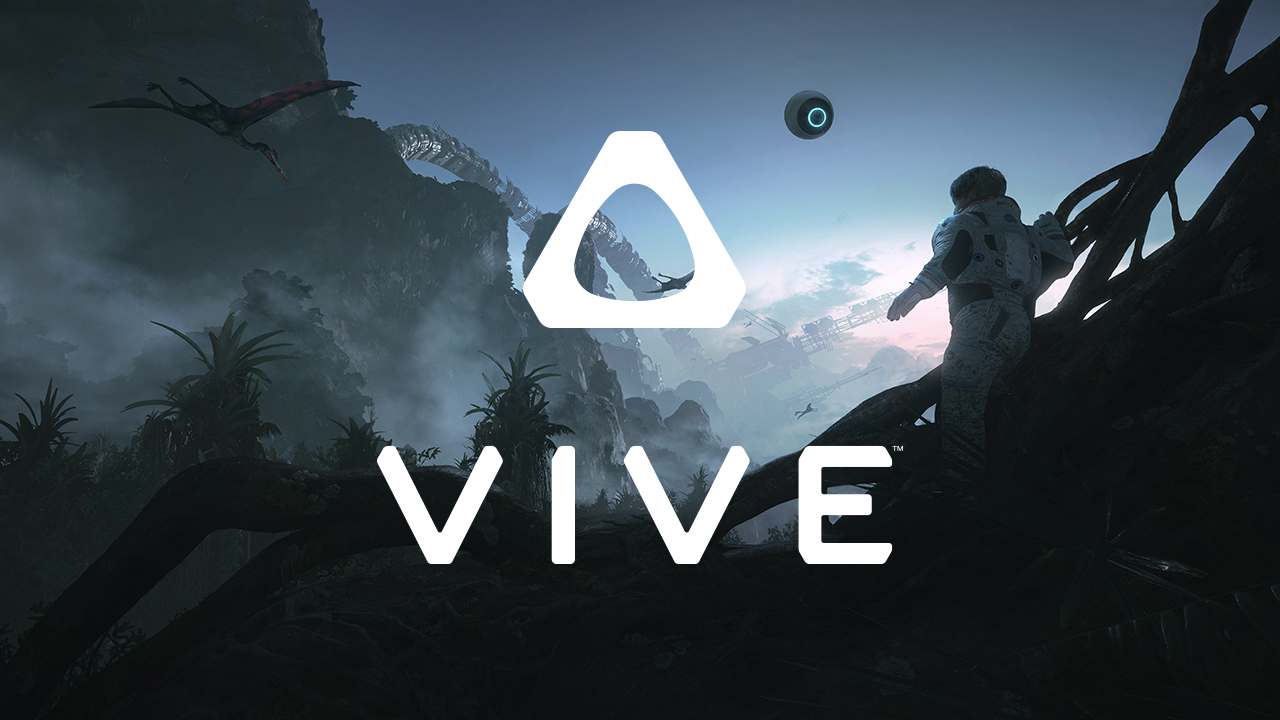 Crytek Bring Robinson: The Journey to HTC Vive