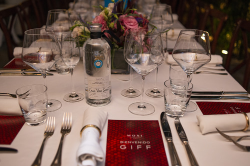 Tequila Casa Dragones y San Miguel de Allende le dan la bienvenida al GIFF 2019