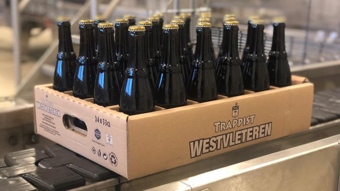 Preview: Trappist Westvleteren voortaan in België ook aan huis geleverd