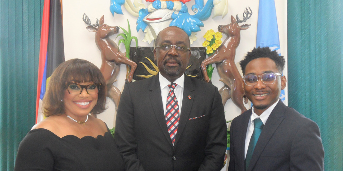 The United Nations Welcome Antigua and Barbuda's First Voluntary National Review