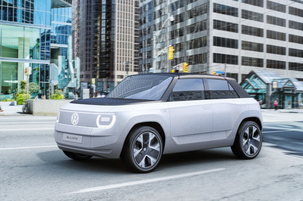 Preview: Una mirada al futuro de la movilidad eléctrica: el ID. LIFE, un auto que enriquecerá la movilidad con experiencias únicas y personalizadas
