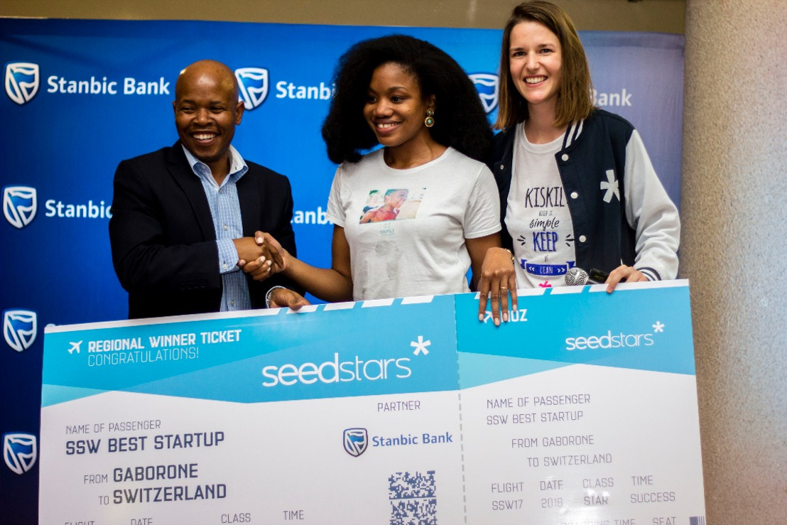 YAPILI NAMED BOTSWANA BEST STARTUP AT SEEDSTARS GABORONE