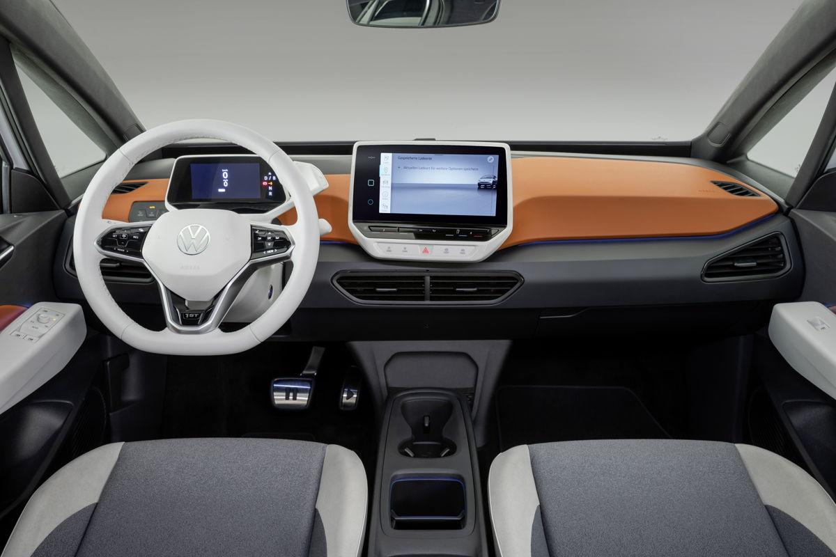 VW ID.3 intérieur