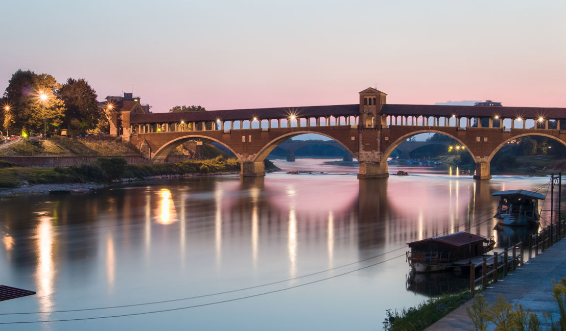 Pavia (Credit Shutterstock)