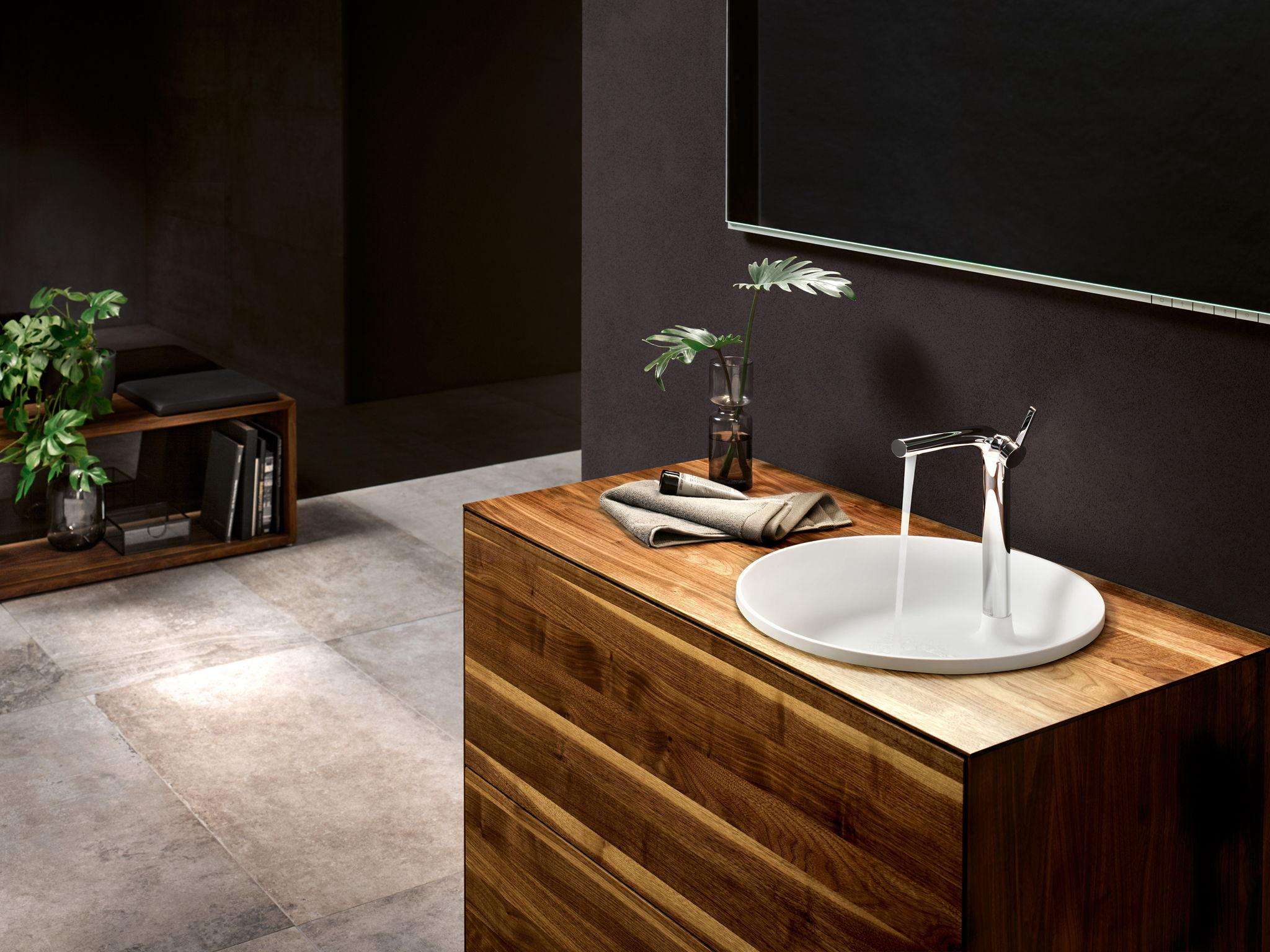 Miroir Salle De Bain Keuco ~ edition lignatur de keuco le bois naturel s invite dans la salle