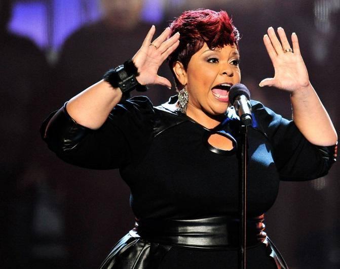 Award-winning vocalist, Tamela Mann