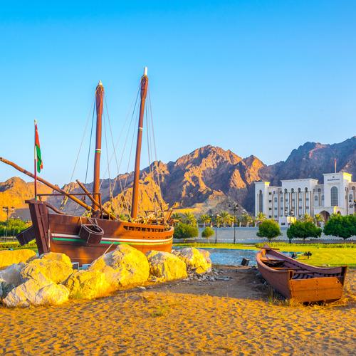 Preview: فلاي دبي تضيف وجهة ثالثة في سلطنة عمان برحلات إلى صحار