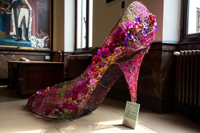 Save the date: 11-15 août 2017, un évènement floral grandiose sur le thème des fruits et fleurs au coeur de Bruxelles