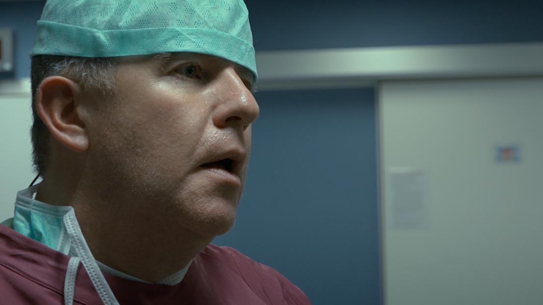 Brandwondenchirurg Thomas Rose