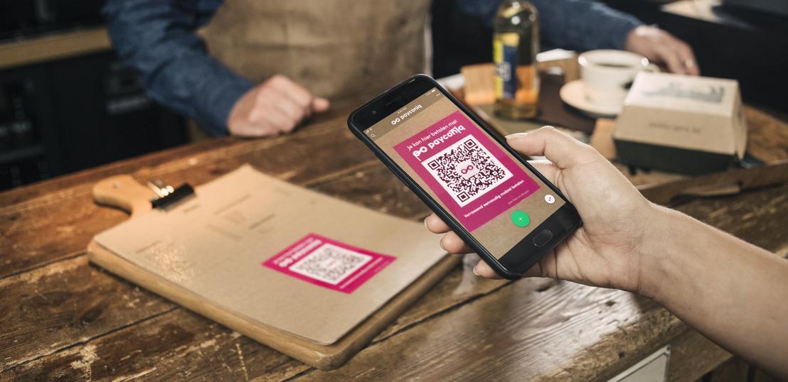 Payconiq expands mobile payment options with unique QR code for merchants