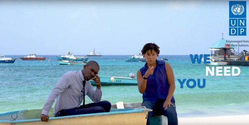 The Caribbean and the Blue Economy: We Need YOU for the UNDP Accelerator Lab!