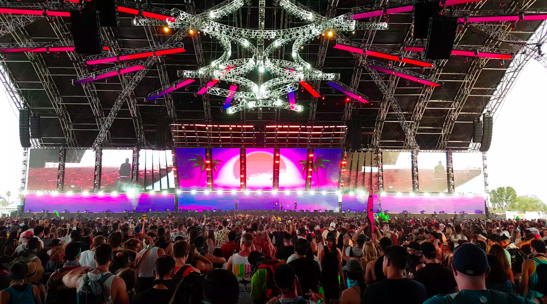 Powersoft M-Force and Rat Sound's SuperSub Take Low Frequency Sound Design to a New Level at Coachella 2018