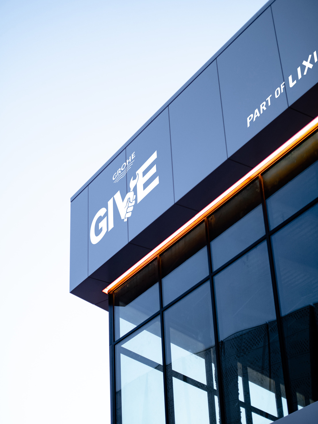 GROHE lance son programme GIVE