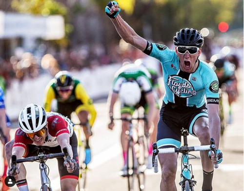 Floyd's Pro Cycling Storms Onto The Pro Race Circuit With Big Spring Wins