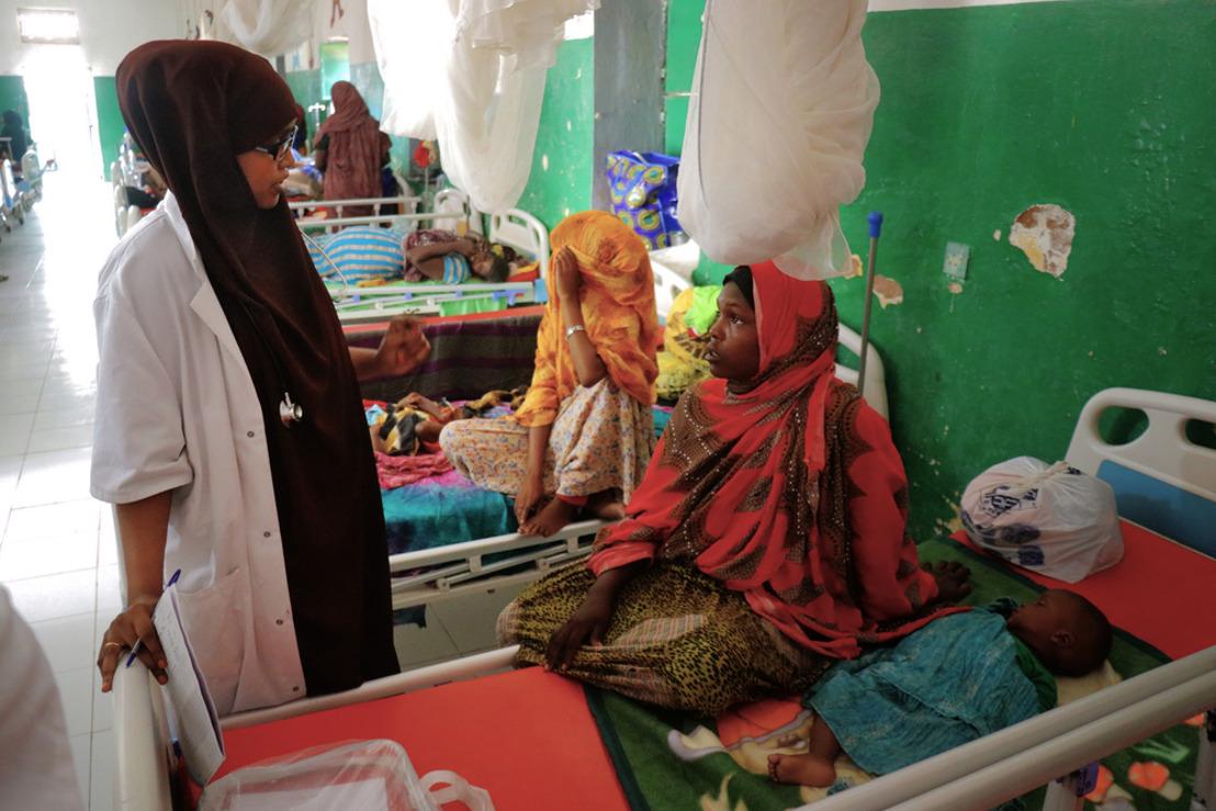 MSF alerta de desnutrición infantil, tuberculosis y embarazos complicados en Somalia