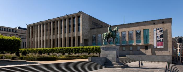 5 miljoen voor gloednieuwe galerij op de Kunstberg
