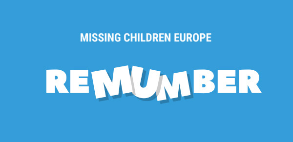 Missing Children Europe and FAMOUS Brussels have launched Remumber: the app that helps children find their parents