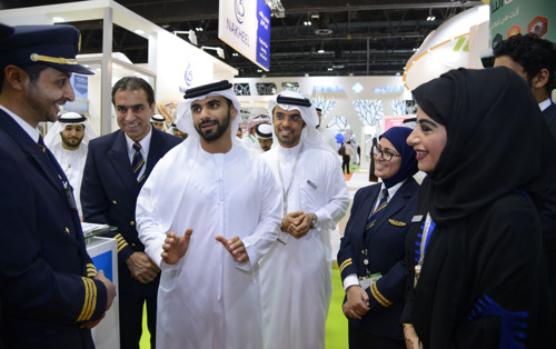 The Emirates Group and Tanmia sign MOU at Careers UAE 2015