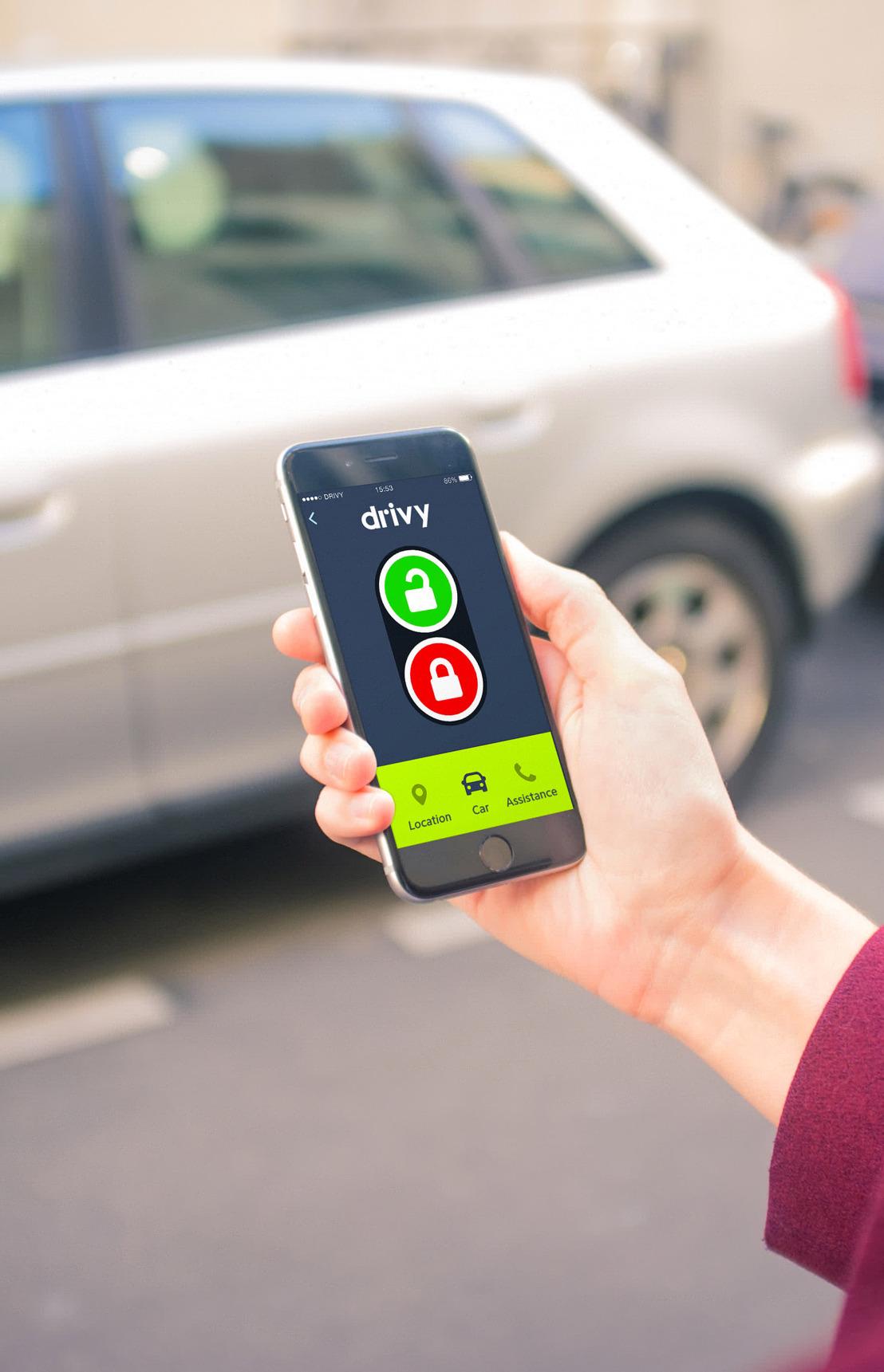 D'Ieteren Auto, le premier distributeur automobile en Belgique, démarre un partenariat avec Drivy, la plateforme de location de voiture entre particuliers leader en Europe