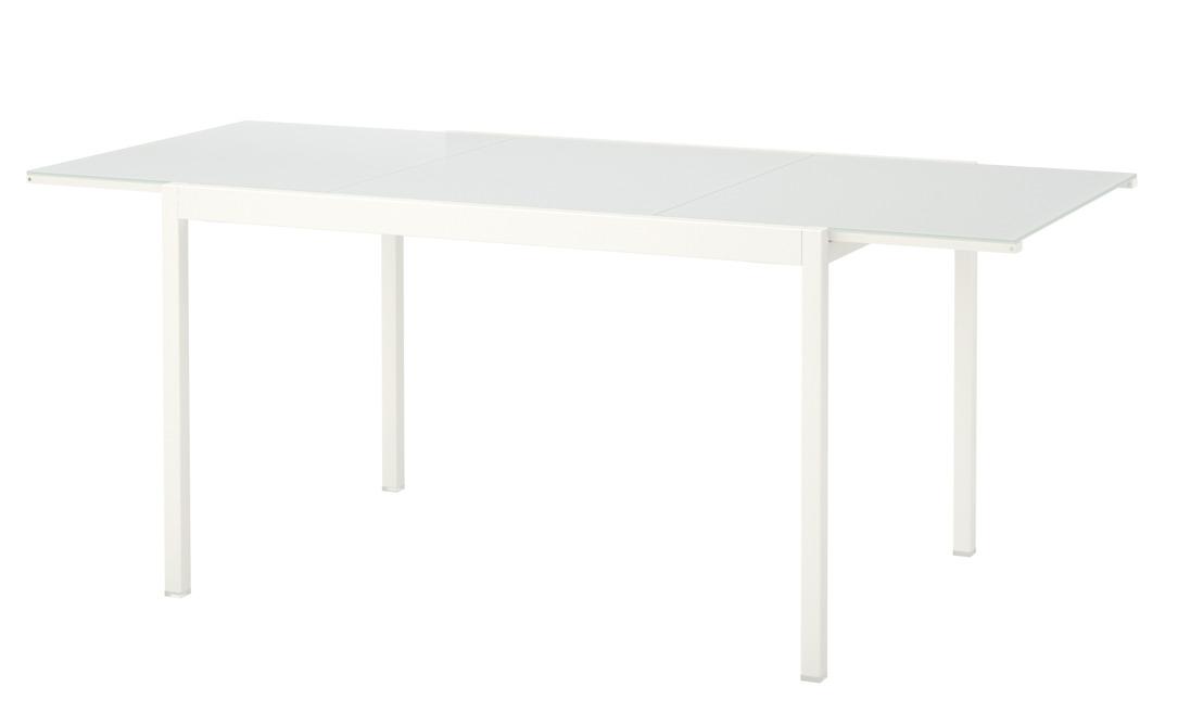 IKEA roept de GLIVARP uittrekbare eettafel terug wegens risico dat het verlengblad valt