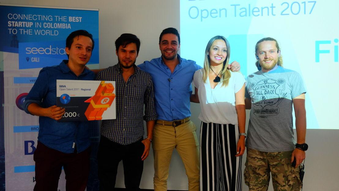 FinanTIC - Ganador de BBVA Open Talent Cali con el equipo BBVA Colombia