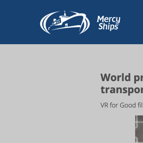 World premiere of Oculus virtual reality film transports SXSW viewers to a hospital ship