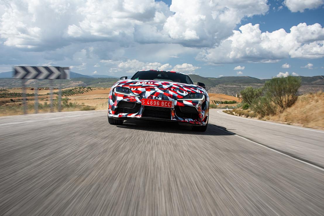 Reservaties nieuwe Toyota Supra supersnel de deur uit: nog maar 8 wagens reserveerbaar