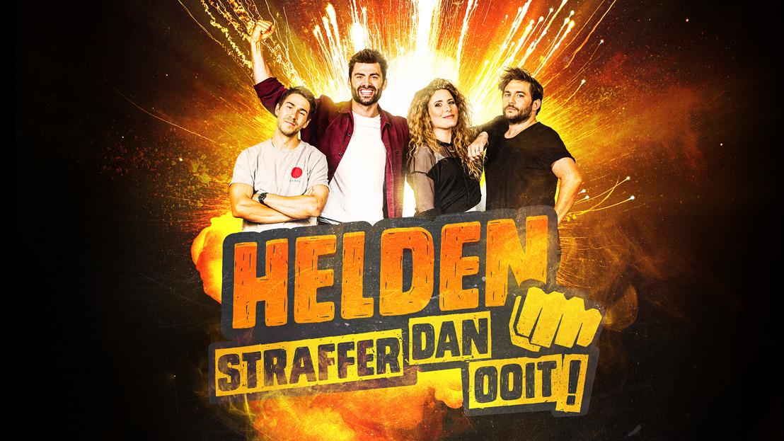 Ontploffingsgevaar: Hotel Hungaria en Ketnet-Helden lanceren eerste theatershow