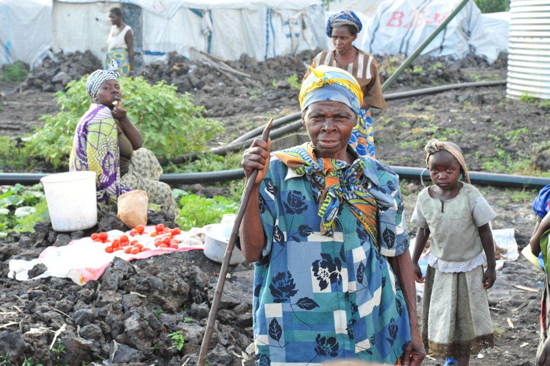 Twee miljoen mensen zijn getroffen door het geweld in Kasaï © T. Mayer