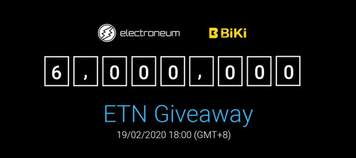 Electroneum partners with BiKi, a top 20 cryptocurrency exchange; both are two of the fastest-growing crypto projects in existence