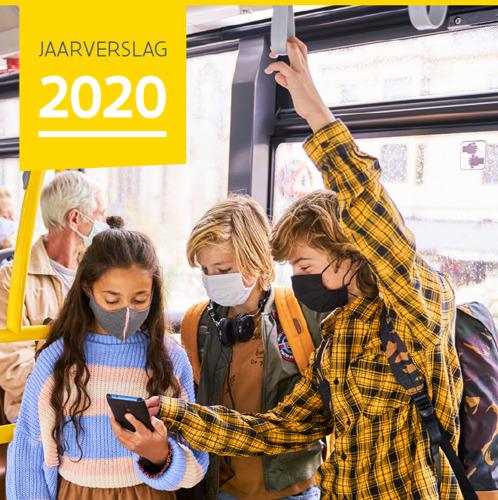 Jaarresultaten 2020: De Lijn recht haar rug