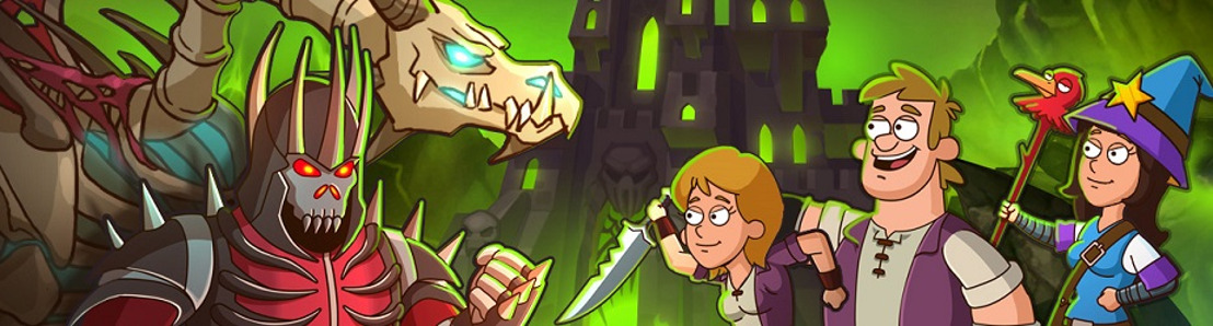 """Der """"Königreich-Simulator"""" Hustle Castle ist ab sofort via iOS und Android erhältlich"""