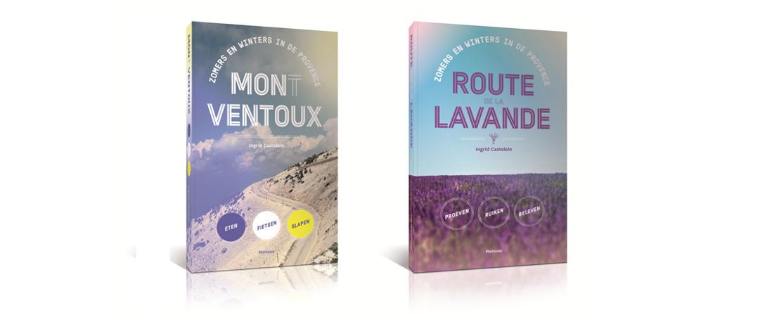 'Route de la Lavande' - Na 'Mon(t) Ventoux' toont Ingrid Castelein de noord- en oostkant van de legendarische berg