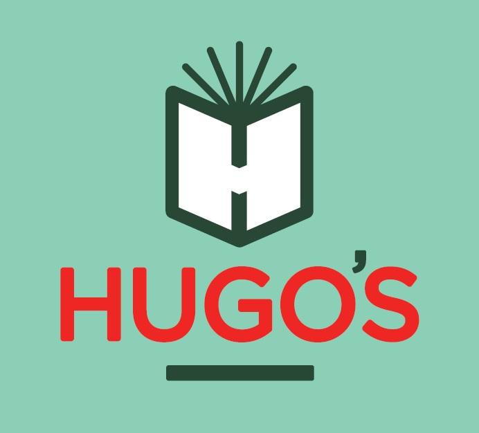Logo van De Hugo's