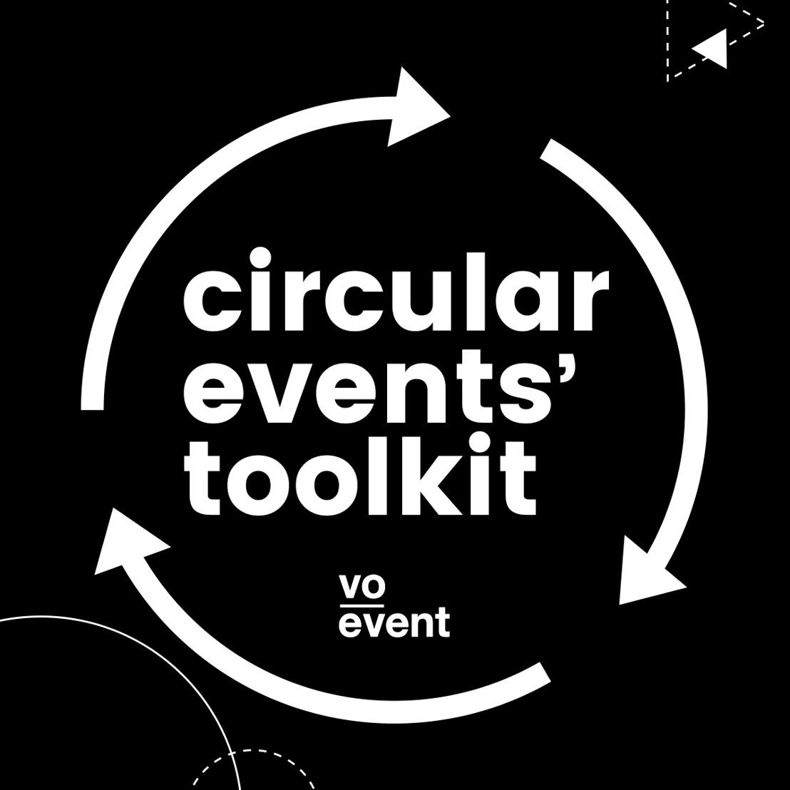 Avec son « Circular events' toolkit », VO Event remporte l'appel à projet du programme Be Circular de Bruxelles Environnement