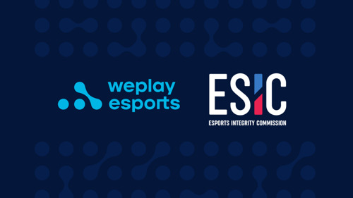 WePlay Esports media holding company officially joins Esports Integrity Commission