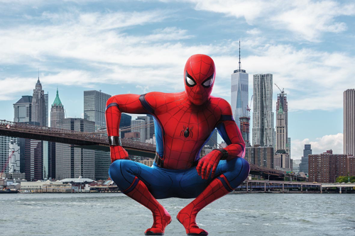 Panasonic awards the best 'Spider'-man a VIP City Trip to New York