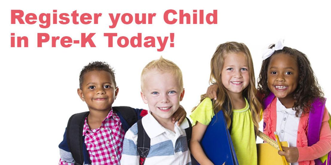Media Advisory - North Texas Pre-K Enrollment Week April 3 - 8, 2017