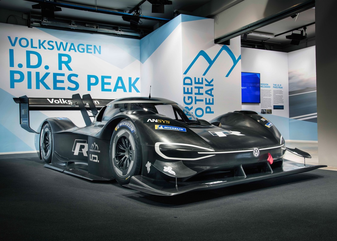 El Volkswagen I.D. R Pikes Peak lleva la electromovilidad a la cima