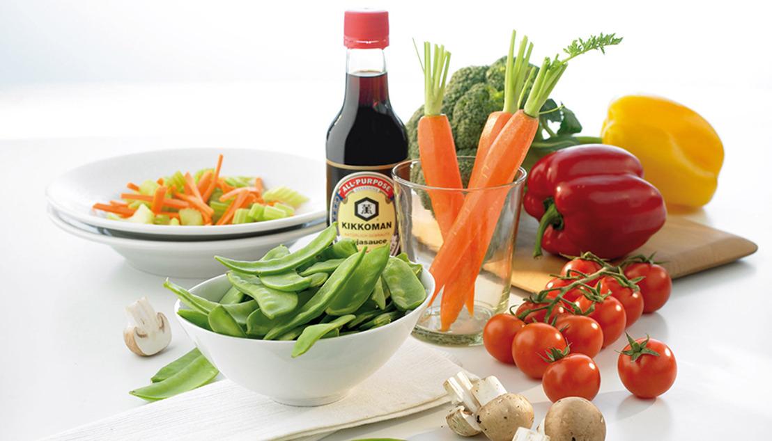 La sauce soja Kikkoman : l'ingrédient idéal pour relever tous les plats !