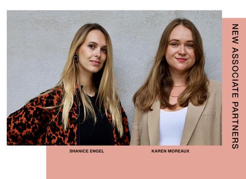 oona breidt management uit met twee sterke vrouwen