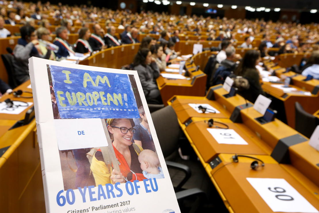 60 years Treaty of Rome
